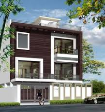 indian residential building designs apartment elev exterior