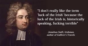 Irish Meme - luck of the irish meme guy