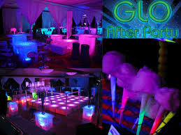 glow in the party decorations decor archives demarse meetings events