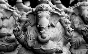 God Statue Wallpaper Lord Ganesha Ganapati Vinayaka Indian God Statue Hd