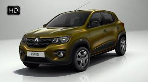 Compact Design 2016 Renault Dacia Kwid Compact Suv Exterior Design Hd Youtube