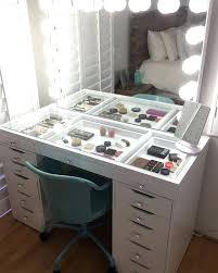 vanity make up table ikea makeup table paulineganty com
