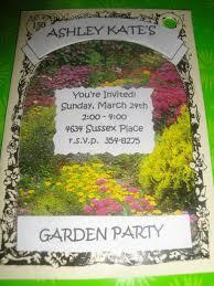 29 best birthday garden party images on pinterest garden