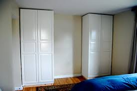 Free Standing Closet With Doors Cool Pictures Of Bedroom Design With Free Standing Closet With