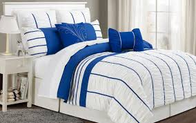 Navy Blue Bedding Set by Intelligent Queen Bed Sheets Egyptian Cotton Tags Cotton Bedding