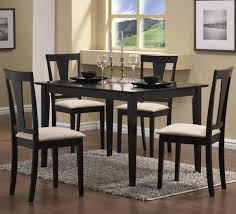 black dining room chairs round dining room sets for 6 dining room