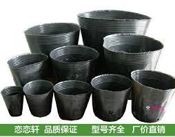 300pcs lot 8 8cm thin plastic cups nursery flower pots