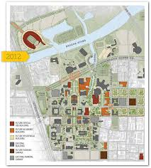 Ut Austin Campus Map by Link Baylor U0027s New On Campus Stadium Page 5