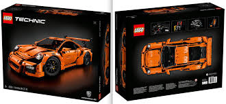 lego technic sets lego technic 42056 porsche 911 gt3 rs review the lego car blog