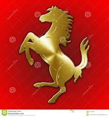 ferrari horse maranello modena italy year 2017 horse symbol of ferrari cars