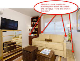 Furniture For Small Spaces Living Room - staging small spaces part 3 furniture arrangement small spaces