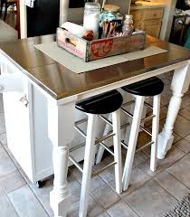 how we added legs to our kitchen island u2022 sweet parrish place