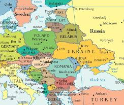 map of eastern european countries east europeans don t want a cold war and washington should respect