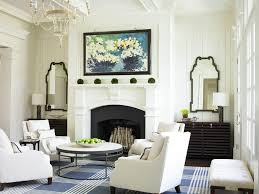 Sideboards Living Room Roman Thomas Living Room Traditional With White Ceiling