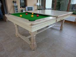 Pool Table Dining Table by Pool Dining Tables