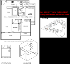 Waterfront Floor Plans Waterfront Faber Sgpropertyhub