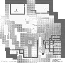 Final Fantasy World Map by The Final Fantasy Legend World 1 Map For Game Boy By Redispoetic