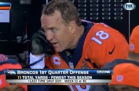 Broncos Superbowl Meme - peyton manning on phone during super bowl sparks great meme