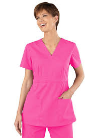 you can look in your nursing scrubs