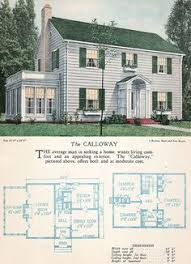 colonial home builders 1925 american builder magazine house plans colonial revival