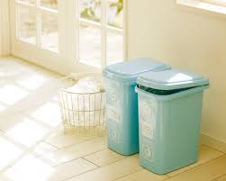 Decorative Recycling Containers For Home Which Feng Shui Bagua Area Is Ok To Place Garbage Can