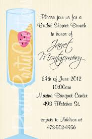 bridal shower brunch invite bridal shower invitations mimosa bridal shower brunch