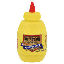 kosciusko mustard kosciusko zesty spicy brown mustard 9 oz pack of 3