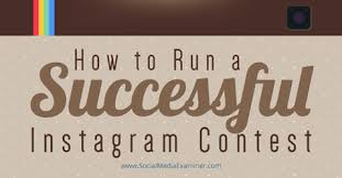 how to run a successful instagram contest social media examiner
