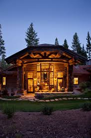 49 best exteriors images on pinterest log cabins mountain homes