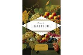 poems of gratitude assembles poetry of gratitude from around the