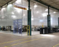 Industrial Curtain Wall Soft Wall Solutions Shaver Industries