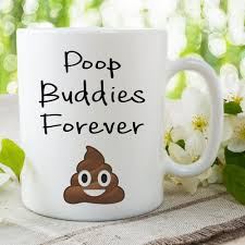 wholesale buddies forever humour joke coffee mugs home decal