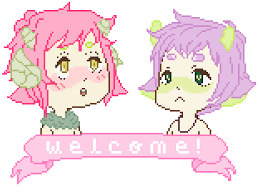 image deer cuties welcome banner by oni onna d7xgy10 png