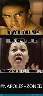 Napoles Meme - napoles zoned by ilusyon meme center