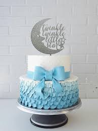 gender reveal cake toppers shower cake topper twinkle twinkle cake topper baby
