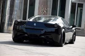 ferrari black ferrari 458 black carbon edition is darth vader u0027s supercar of