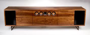 this media console truly rocks klipsch