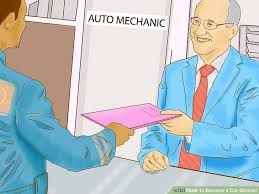Auto Detailer Resume How To Become A Car Detailer 12 Steps With Pictures Wikihow
