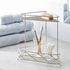 Corner Storage Shelves by Better Homes And Gardens Free Standing Bathroom Corner Storage