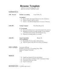curriculum vitae template accountant cv doc accountant experience certificate format doc free download best of