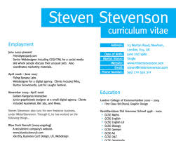 how to create a great web resume and web design resume templates