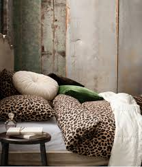 animal print bed covers from h u0026m home hm hmhome home