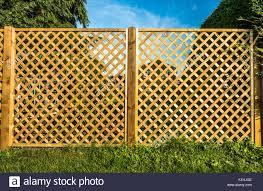 garden trellis fence stock photos u0026 garden trellis fence stock