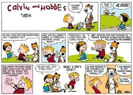 9 best calvin and hobbes images on ha ha comic strips