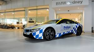 bmw i8 becomes the newest member of the nsw police squad forcegt com