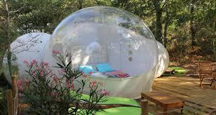 chambres bulles au pays des bulles à montendre 29750