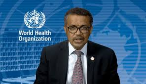 message from the who director general tedros it u0027s time for our