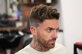 boys hair styles for thick curls curly hairstyles for men 2017