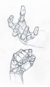 step by step tuto how to draw shortcut on hands by pitgraf on