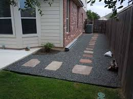 Best  Cheap Backyard Ideas Ideas On Pinterest Landscaping - Simple backyard patio designs